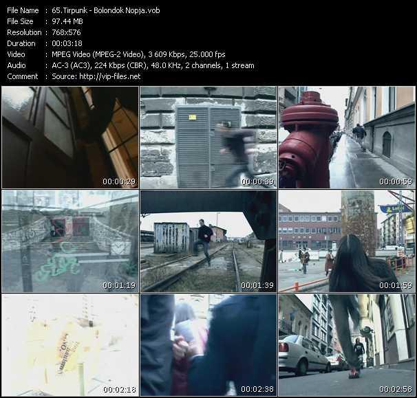 Tirpunk video screenshot