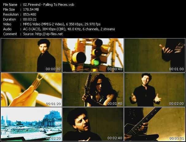 Firewind video screenshot
