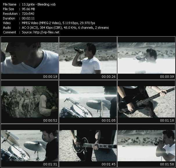 Ignite video screenshot