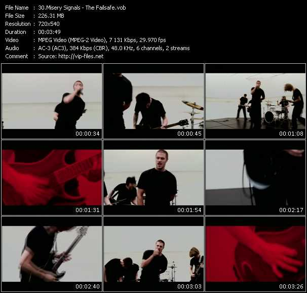 Misery Signals video screenshot