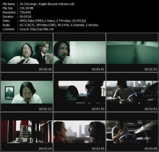 Converge video screenshot