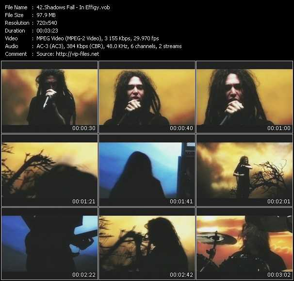Shadows Fall video screenshot