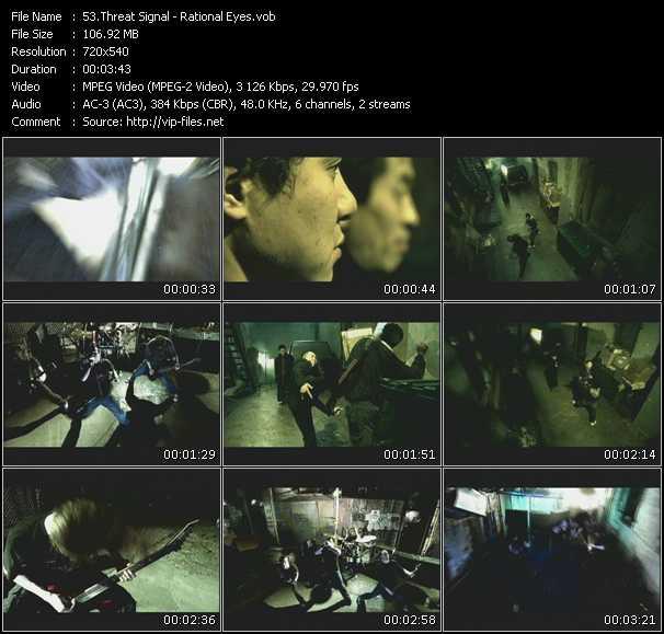 Threat Signal video screenshot