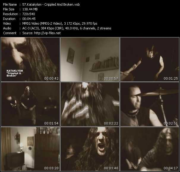 Kataklysm video screenshot