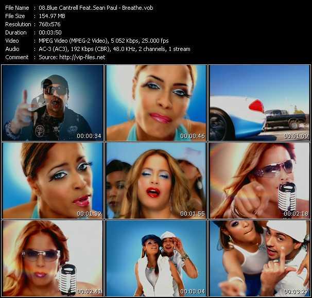 Blue Cantrell Feat. Sean Paul video screenshot