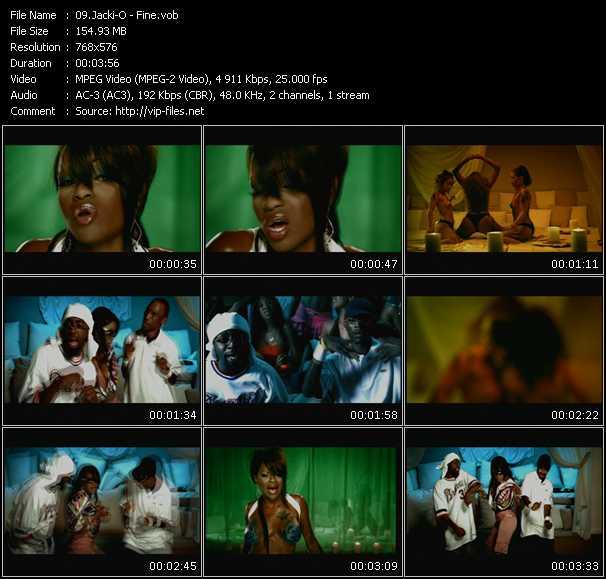 Jacki-O video screenshot