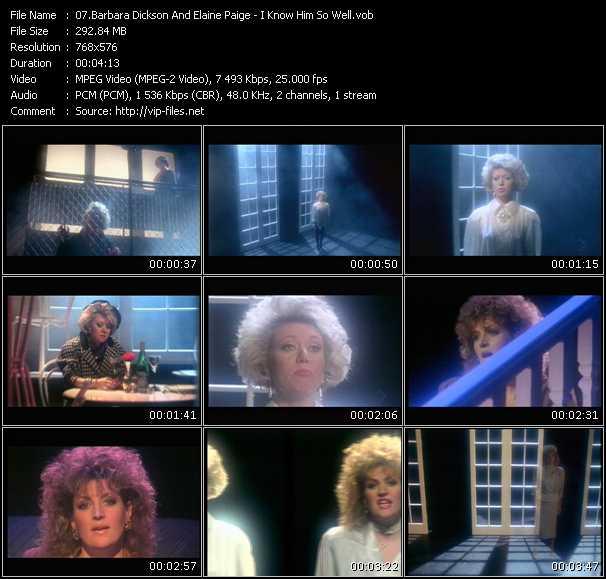 Barbara Dickson And Elaine Paige video screenshot