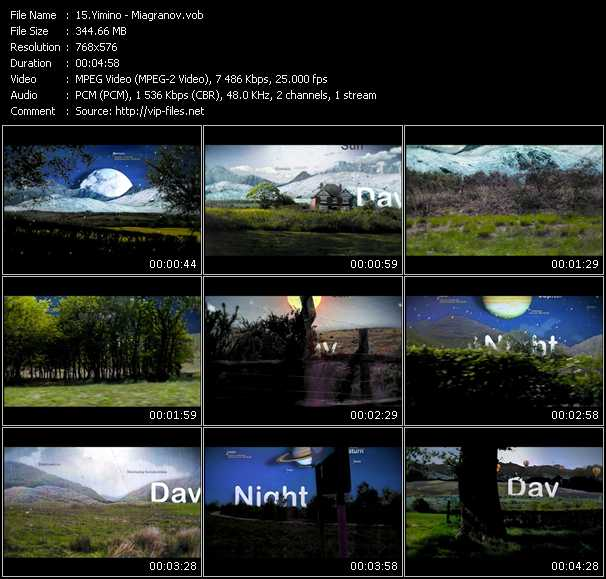 Yimino video screenshot