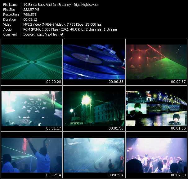 Ex-Da Bass And Ian Brearley video screenshot