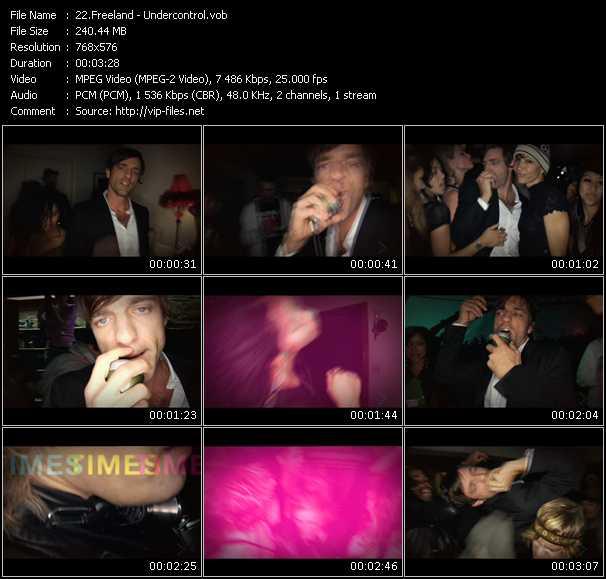 Freeland video screenshot