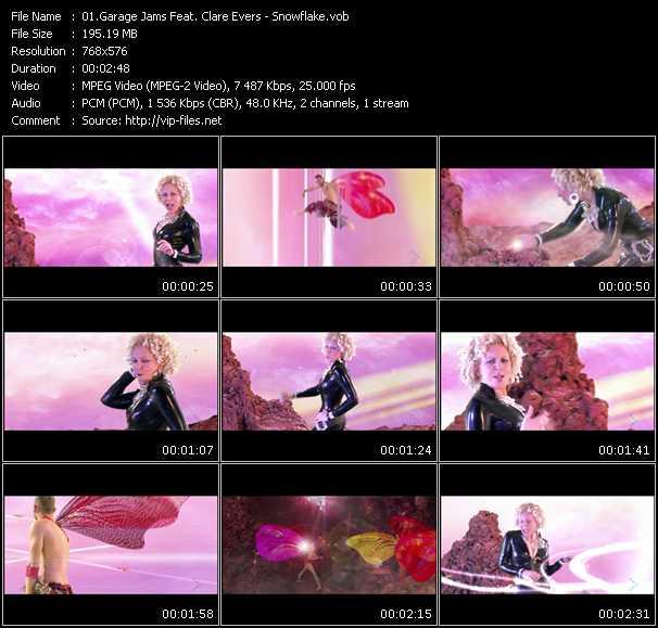 Garage Jams Feat. Clare Evers video screenshot