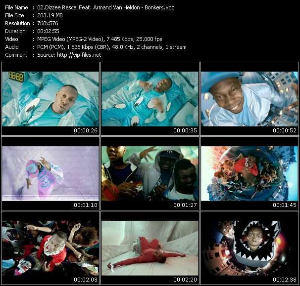 Dizzee Rascal Feat. Armand Van Helden video screenshot