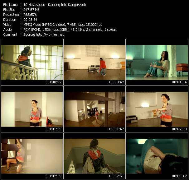 Novaspace video screenshot
