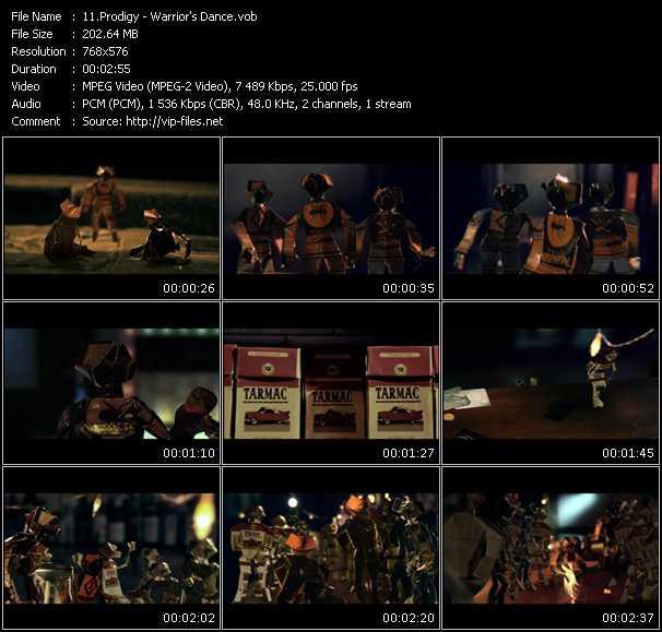 Prodigy video screenshot