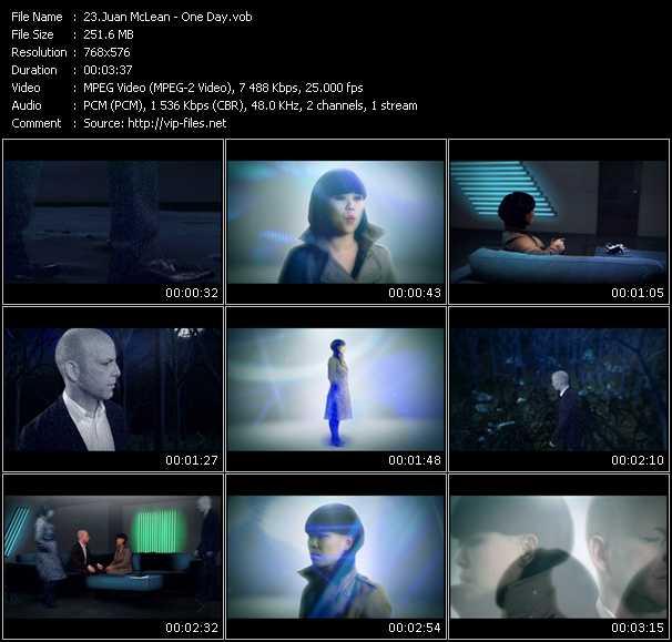 Juan McLean video screenshot