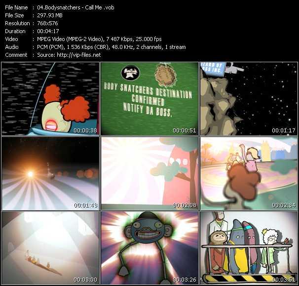 BodysnAtchers video screenshot