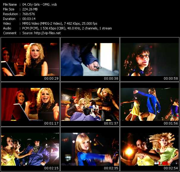 City Girls video screenshot