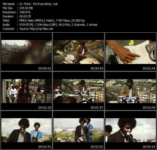 Thirst video screenshot
