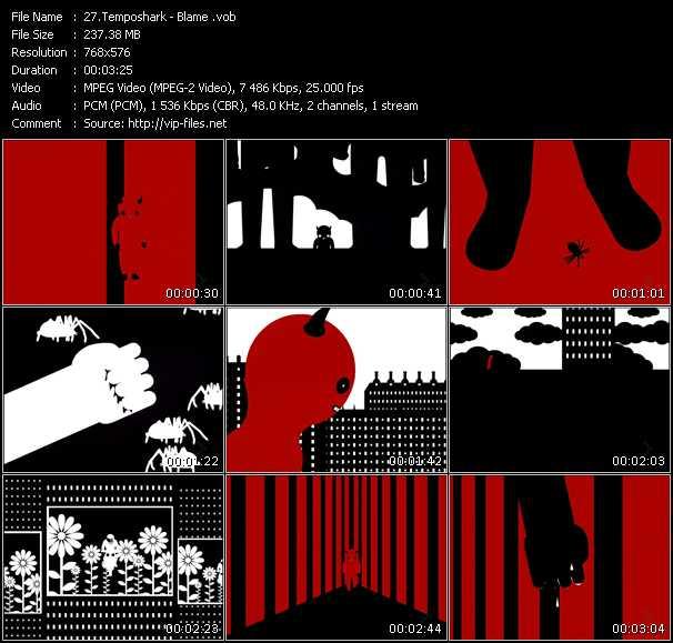 Temposhark video screenshot