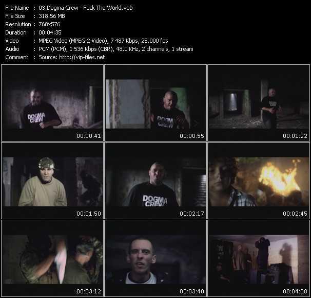 Dogma Crew video screenshot