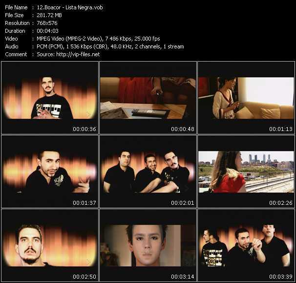 Boacor video screenshot