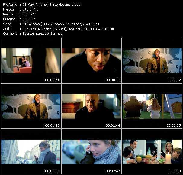 Marc Antoine video screenshot