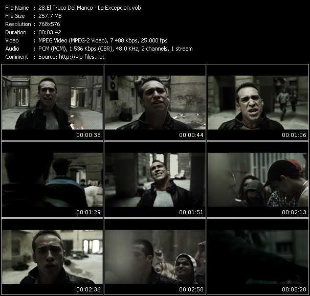 El Truco Del Manco video screenshot