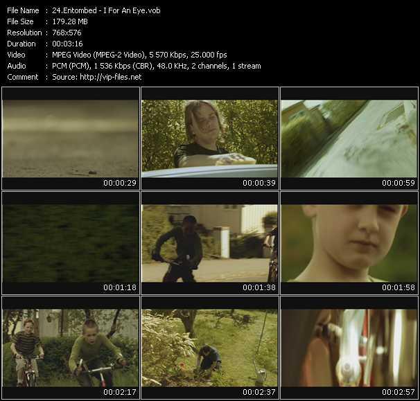 Entombed video screenshot
