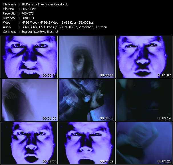 Danzig video screenshot