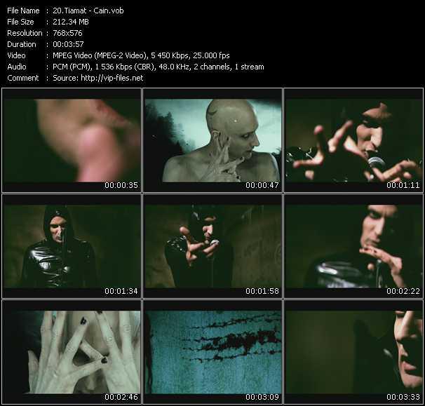 Tiamat video screenshot