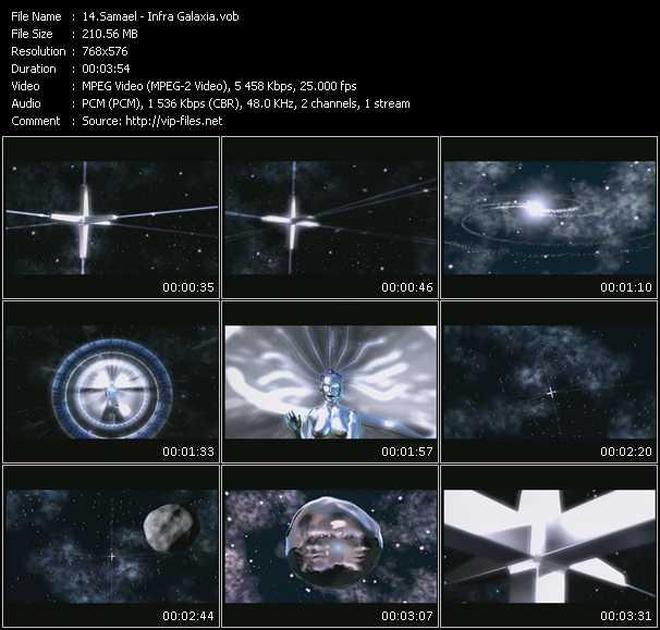 Samael video screenshot