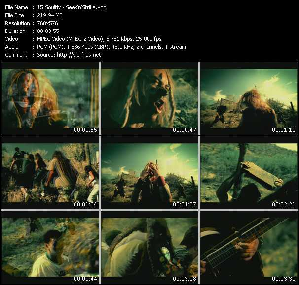 Soulfly video screenshot