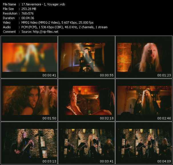 Nevermore video screenshot