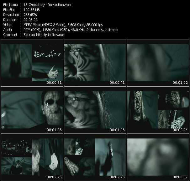 Crematory video screenshot