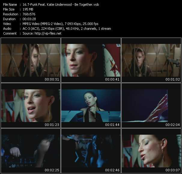 T-Funk Feat. Katie Underwood video screenshot