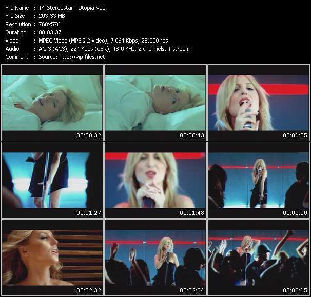 Stereostar video screenshot