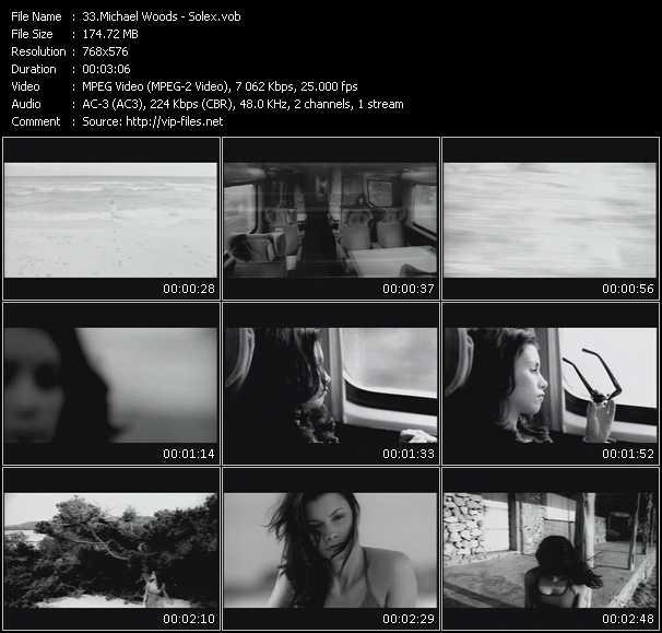 Michael Woods video screenshot