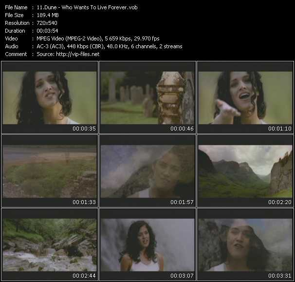 Dune video screenshot