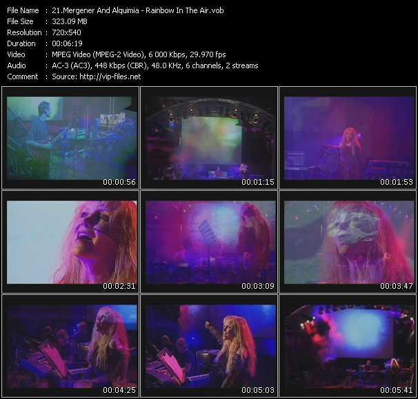 Mergener And Alquimia video screenshot