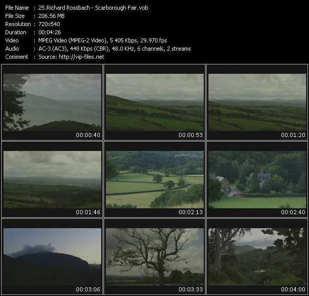 Richard Rossbach video screenshot
