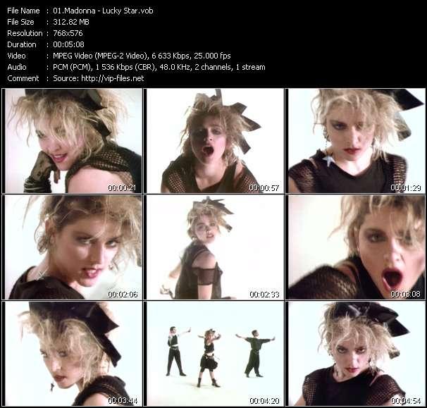 video Lucky Star screen