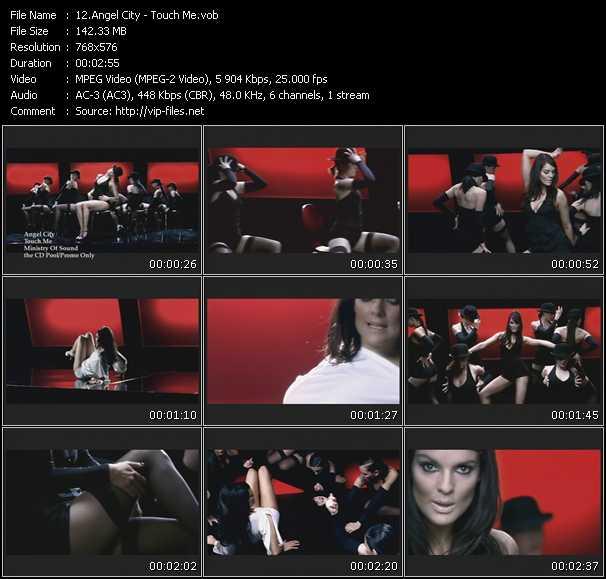 Angel City video screenshot
