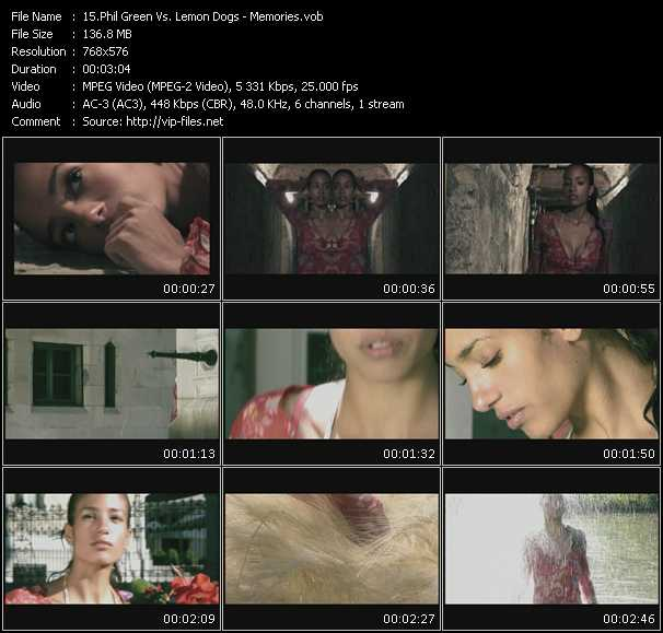 Phil Green Vs. Lemon Dogs video screenshot
