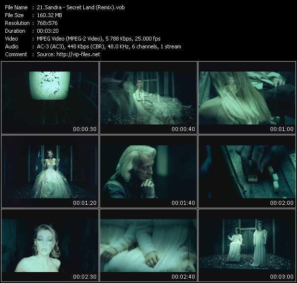 video Secret Land (Remix) screen