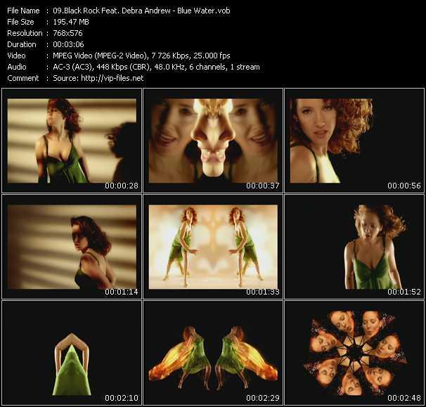 Black Rock Feat. Debra Andrew video screenshot