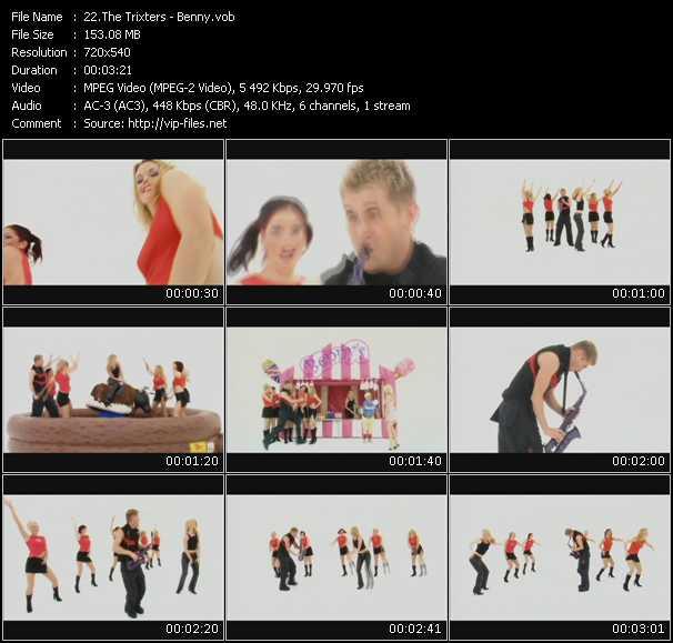 Trixters video screenshot