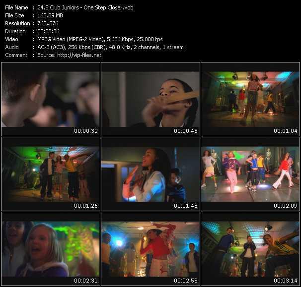 S Club Juniors video screenshot