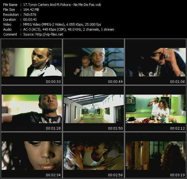 Tyron Carters And M.Pokora video screenshot