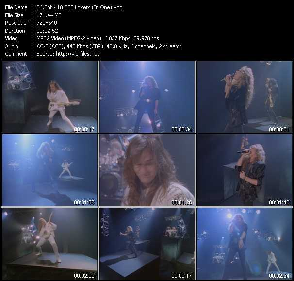 Tnt video screenshot