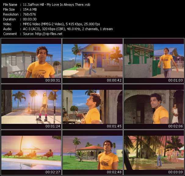 Saffron Hill video screenshot